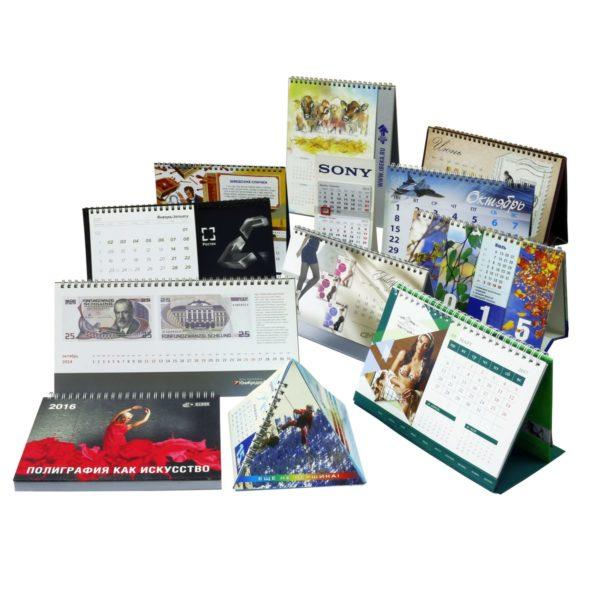 Календари домик